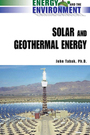 Solar and Geothermal Energy cover