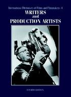 """Picture of book cover for """"International Dictionary of Films and Filmmakers: Writers and Production Artists"""""""