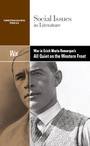 War in Erich Maria Remarque?s All Quiet on the Western Front cover