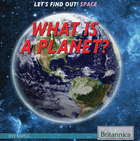 What Is a Planet? image