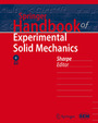 Springer Handbook of Experimental Solid Mechanics cover