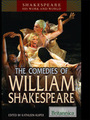 The Comedies of William Shakespeare cover