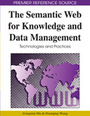 The Semantic Web for Knowledge and Data Management: Technologies and Practices cover