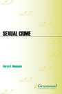 Sexual Crime: A Reference Handbook cover