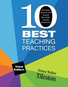 10 Best Teaching Practices, ed. 3: How Brain Research and Learning Styles Define Teaching Competencies