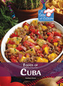 Foods of Cuba cover