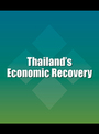 Thailands Economic Recovery cover