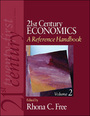 21st Century Economics: A Reference Handbook cover