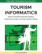 Tourism Informatics: Visual Travel Recommender