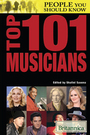 Top 101 Musicians cover