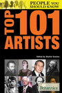 Top 101 Artists cover