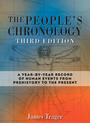 The Peoples Chronology, ed. 3 cover