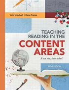 Teaching Reading in the Content Areas, ed. 3: If Not Me, Then Who?
