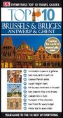 Brussels & Bruges, Antwerp & Ghent cover