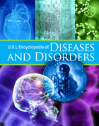 UXL Encyclopedia of Diseases and Disorders image