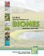 UXL Encyclopedia of Biomes, ed. 2 cover