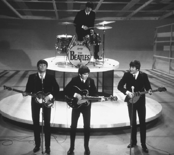 The Beatles had more influence over rock and roll than any band in their generation. The passionate fan reaction to the band also redefined how people acted around rock and roll groups and musicians in general.