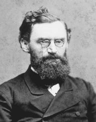 Influential German Carl Schurz. Courtesy of the Library of Congress.