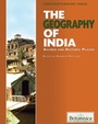 The Geography of India: Sacred and Historic Places cover