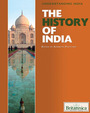 The History of India cover