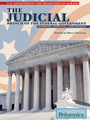 The Judicial Branch of the Federal Government: Purpose, Process, and People cover