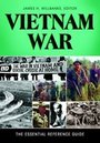 Vietnam War: The Essential Reference Guide cover