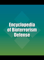 Encyclopedia of Bioterrorism Defense cover