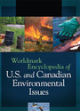 Worldmark Encyclopedia of U.S. and Canadian Environmental Issues cover