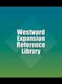 Westward Expansion Reference Library cover