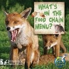 Whats on the Food Chain Menu?