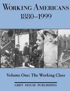 Working Americans, 1880-1999, Vol. 1