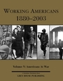 Working Americans, 1880-2003, Vol. 5 cover