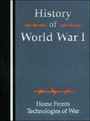 History of World War I cover