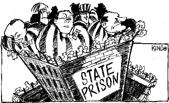 the overcrowding of prisons Overcrowding in prisons is measured by more than just the ratio of prisoners to rated capacity it also includes the extent to which a prison, or prison system.