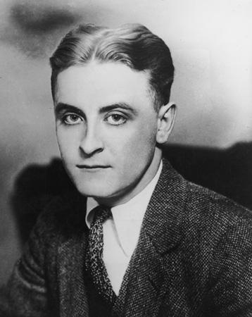 F. Scott Fitzgerald, Circa 1925