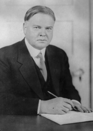 herbert hoover accomplishments
