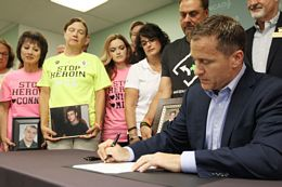 Missouri Governor Signs Legislation to Provide Tools To Fight Opioid Addiction