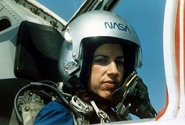 NASA Astronaut Ellen Ochoa