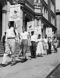 Protesting Jim Crow in the Military