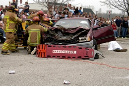 Prom Drunk Driving Demo