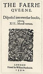 Edmund Spenser's <pres:italics>The Faerie Queene</pres:italics>