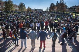 University of Missouri Protesters