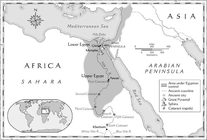 Egypt  World History in Context