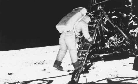 neil armstrong first step - photo #14