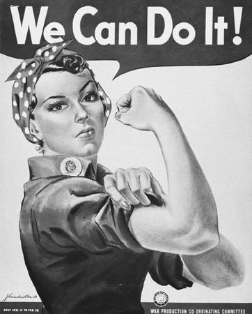 rosie the riveter the symbol of working women during world war ii the library