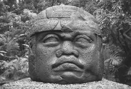 Olmec culture world history in context giant basalt heads are characteristic of olmec civilization danny lehmancorbis publicscrutiny Choice Image