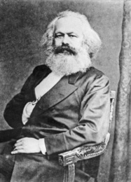 Karl Marx (1818–83)was a nineteenth-century German economist, philosopher, and historian. Marxcalled...