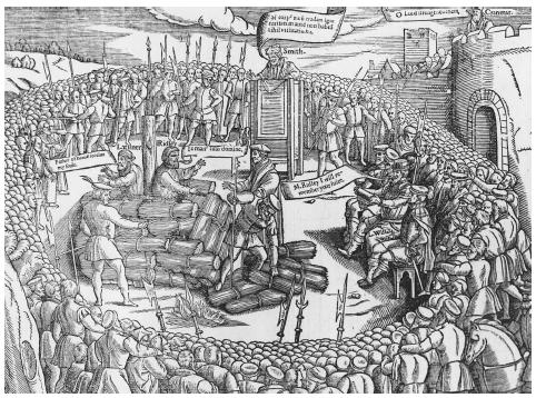 an analysis of luther and the peasants war 1 volume 1 from the reformation to the thirty years' war, 1500-1648 grievances and demands – the twelve articles of the swabian peasants.
