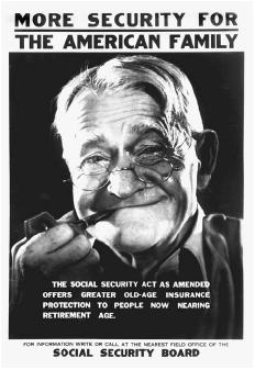 social security the great depression