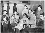 the families in the cold war era as told by elaine tyler may Elaine tyler may, homeward bound: american families in the cold war era basic books, new york 2008, 302 p elaine may's homeward bound: american families in the.